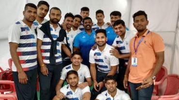 Services Team Senior Nationals Kabaddi
