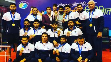 all india civil services kabaddi