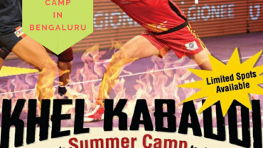 Kabaddi Summer Camp