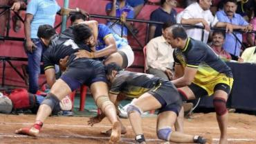 Mumbai kabaddi tournament