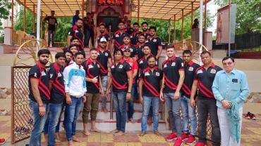 Team Gujarat Foritunegiants