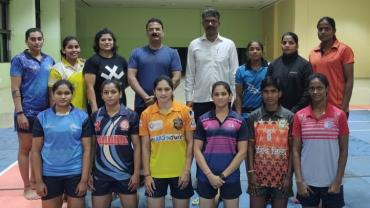 Maharashtra-Womens-team-Kabaddi Senior Nationals Patna