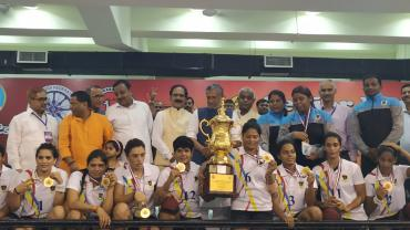 Indian Railways 66th Womens Kabaddi Team are the National Champions Live News