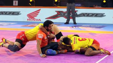 U Mumba Vs. Gujarat Fortunegiants
