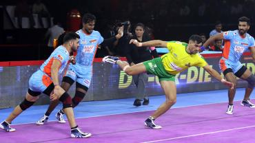 Bengal Warriors against Tamil Thalaivas