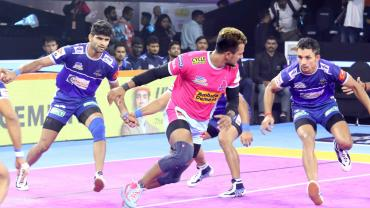 Haryana Steelers Vs. Jaipur