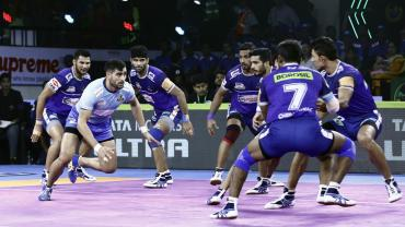 Haryana Steelers Vs. Tamil Thalaivas
