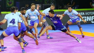 Haryana Steelers raiders