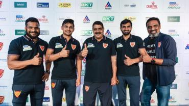 Dabang Delhi KC press conference