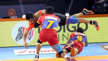 UP Yoddha Vs. U Mumba