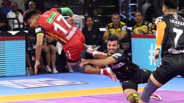 Bengaluru Bulls vs. Telugu Titans