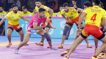 Jaipur Vs. Gujarat Fortunegiants