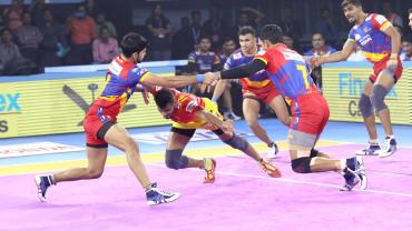 Sachin of Gujarat Fortunegiants