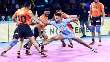 Maninder Singh against U Mumba