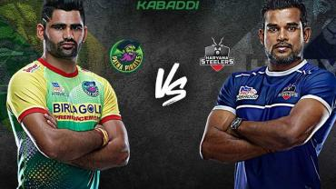 Patna Pirates vs Haryana Steelers