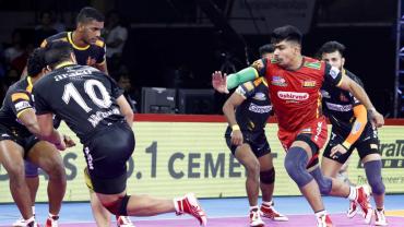 Bengaluru Bulls vs Telugu Titans