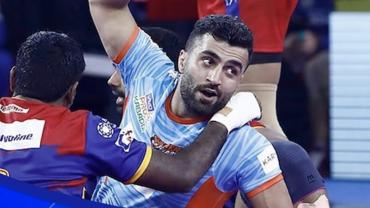 Nabibaksh takes Bengal Warriors to a masterful win