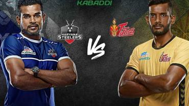 Haryana Steelers vs Telugu Titans