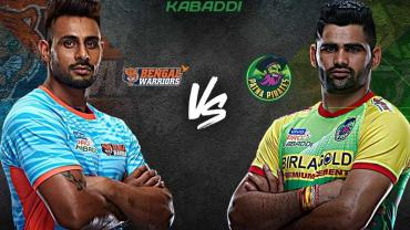 Bengal Warriors vs Pardeep Narwal