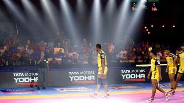 Siddharth Desai is MVP Most Valuable Player for Telugu Titans in Pro kabaddi Season 7