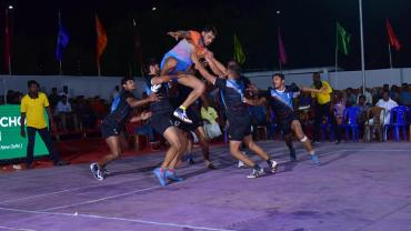 Railways vs Sonipat Panthers Semifinals