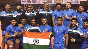 Indian men's kabaddi team