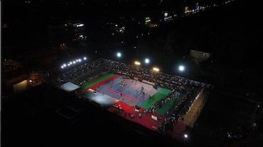 Kabaddi Court Image