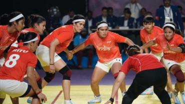 sonali shingate takes India into Womens Kabaddi Finals
