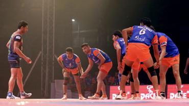 Just Kabaddi League 2020