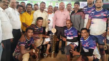 Maha Police wins Thane Mayor Trophy 2020