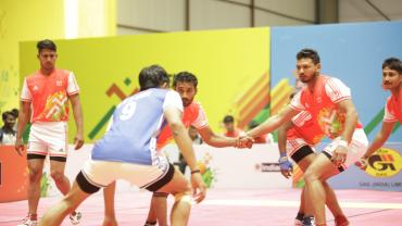 KHelo India University Games 2020 Kabaddi