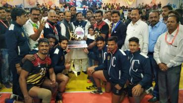 Senior National Kabaddi 2019