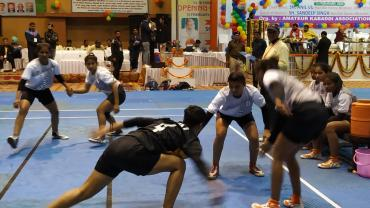 Junior Kabaddi Nationals