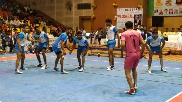 Junior National Kabaddi Rohtak