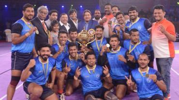 Maharashtra Kabaddi Team