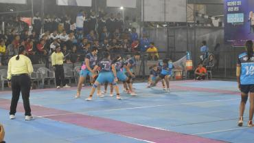 Maharashtra vs Indian Railways Women's Encounter