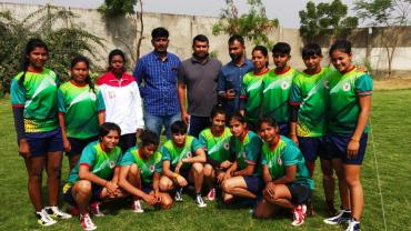 Jharkhand Team