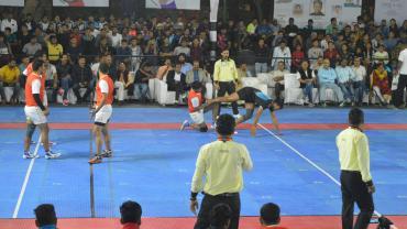 Rajasthan match