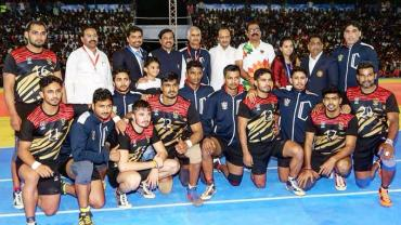 Railways 2019 Winning Team