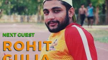 Rohit Gulia on Ghar se Panga