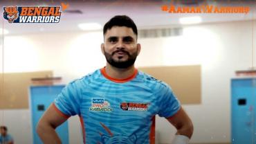 Baldev Singh (Courtesy - Bengal Warriors)