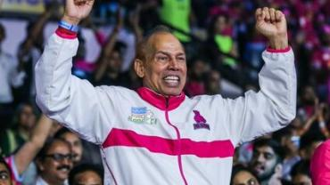 Balwan Singh (Courtesy - Jaipur Pink Panthers)