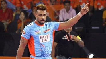 Maninder Singh (Courtesy - Bengal Warriors)
