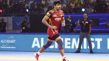 Pawan Kumar Sehrawat (Courtesy - Pro Kabaddi)