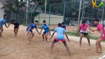 BC Ramesh Kabaddi Academy