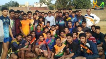 Saurabh Nandal Kabaddi Academy
