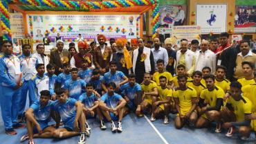 Junior nationals Rohtak