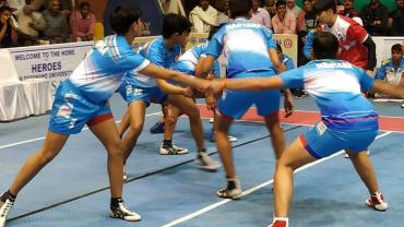 Haryana State Championships