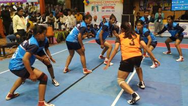 Junior Nationals Kabaddi