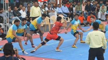 Pardeep Narwal In action